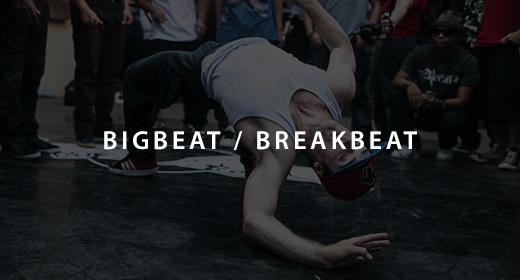 Bigbeat, Breakbeat