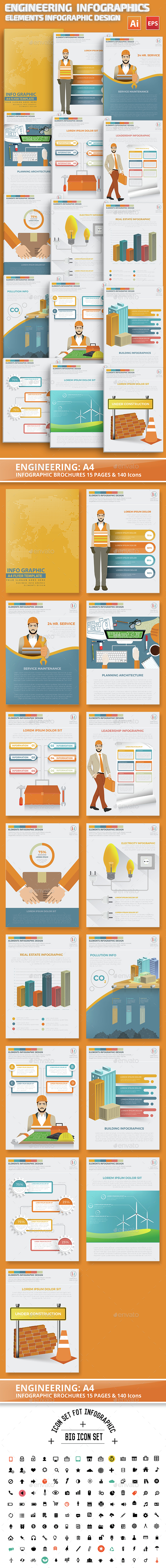 Engineering Infographics Design - Infographics