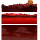 Red Space Wallpaper - GraphicRiver Item for Sale