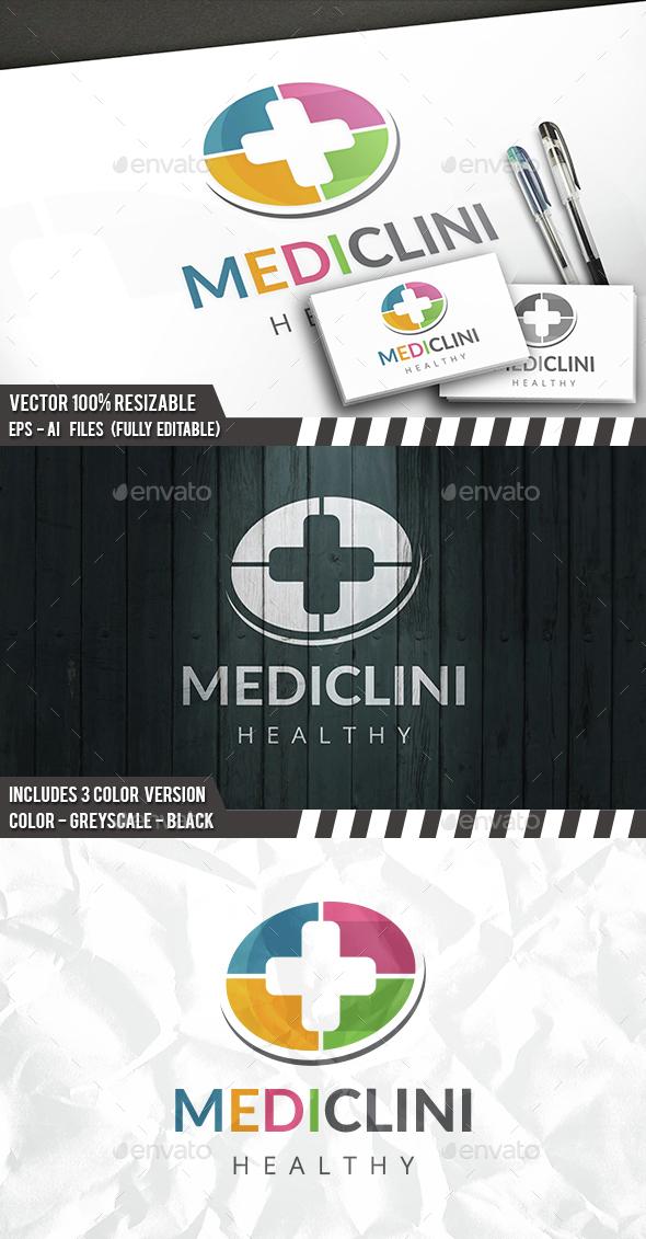 Medic Logo Template - Symbols Logo Templates