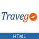 Travego - Travel Theme Responsive Nulled