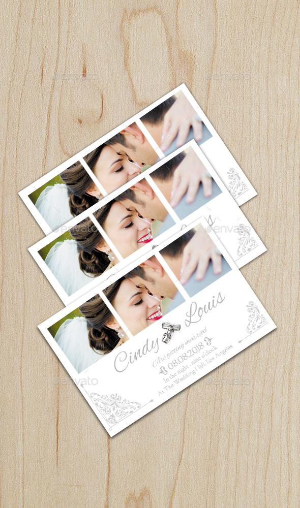 Wedding Card 4 - Weddings Cards & Invites