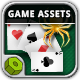 Spider Solitaire Game Assets