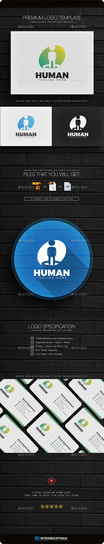Human Logo - Humans Logo Templates
