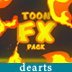 Toon FX Pack - VideoHive Item for Sale