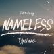 Nameless typeface - GraphicRiver Item for Sale