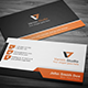 Vernin Business Card Design - GraphicRiver Item for Sale