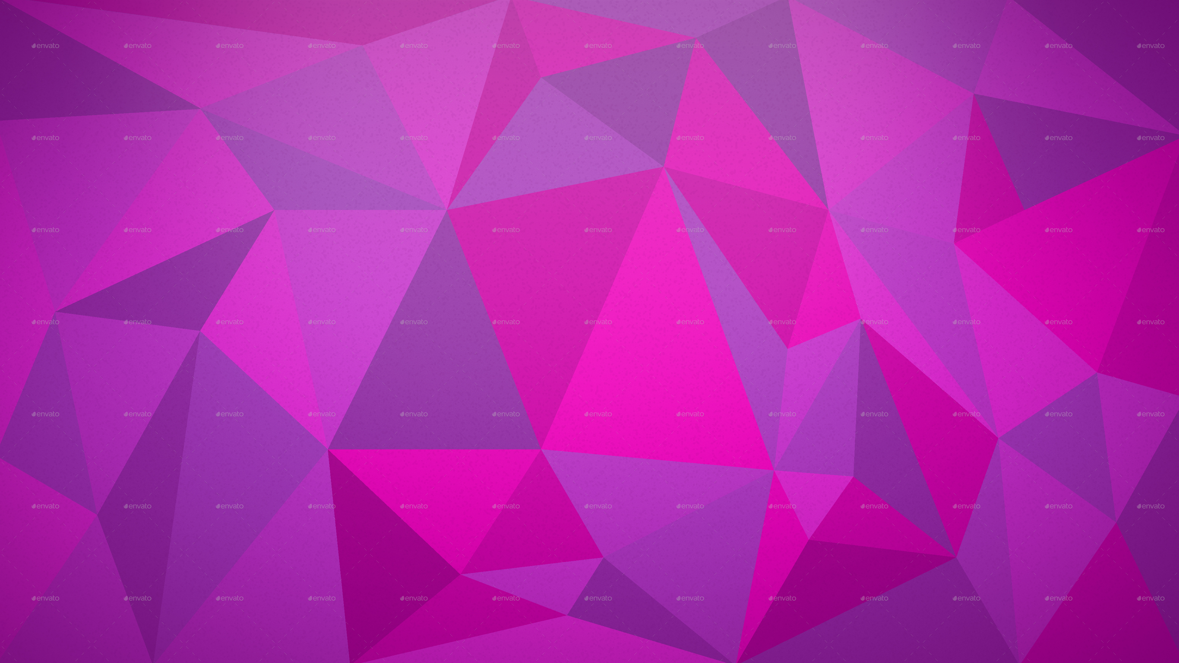 4k Polygonal Wallpapers By Thegraphicguy Graphicriver