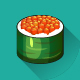 12 Sushi Set Icons - GraphicRiver Item for Sale