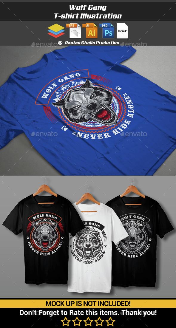 Wolf Gang - Sports & Teams T-Shirts