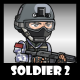 Soldier Character 2 - GraphicRiver Item for Sale