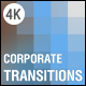 Clean Corporate Transitions vol.1 - VideoHive Item for Sale
