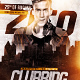Clubbing Flyer Template - GraphicRiver Item for Sale