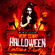 Very Scary Halloween Party Flyer Template - GraphicRiver Item for Sale