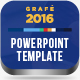 Grafe - PowerPoint Template - GraphicRiver Item for Sale