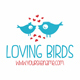 Loving Birds Logo - GraphicRiver Item for Sale