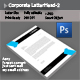 Corporate latter Head-2 - GraphicRiver Item for Sale