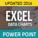 Excel Data Charts Power Point Presentation - GraphicRiver Item for Sale