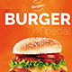 Special Burger Flyer 2016 - GraphicRiver Item for Sale