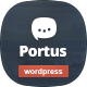 Portus - News Portal & Magazine WordPress Theme - ThemeForest Item for Sale
