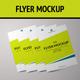 Flyer Mockup - GraphicRiver Item for Sale