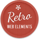 Retro Web Elements Two - GraphicRiver Item for Sale