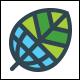Leaf Globe Logo Template - GraphicRiver Item for Sale