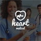 Heart Medical Logo - GraphicRiver Item for Sale