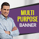 GWD | Multipurpose Business Banners - 7 Sizes