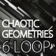 Chaotic Geometries Vj Loop Pack - VideoHive Item for Sale