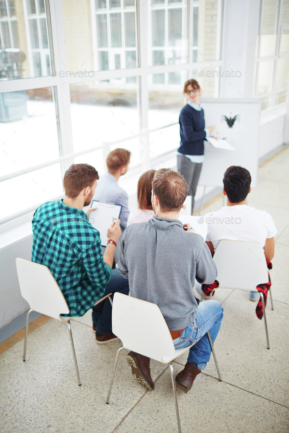 Lecture - Stock Photo - Images