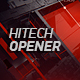 Hitech Opener - VideoHive Item for Sale