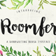 Roomfer font  - GraphicRiver Item for Sale