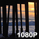 Diffused Sunset through Pier Supports - VideoHive Item for Sale