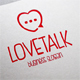 Love Talk Logo - GraphicRiver Item for Sale