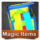 Magician's Magic Items  - 3DOcean Item for Sale