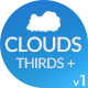Clouds Lower Thirds, Titles and Text Holders - VideoHive Item for Sale