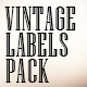 Vintage Labels Pack - VideoHive Item for Sale