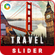 Travel Slider - GraphicRiver Item for Sale