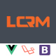 LCRM - Next generation CRM web application