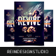 Revive Conference Church Flyer - GraphicRiver Item for Sale