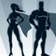 Superhero Couple Loop - VideoHive Item for Sale