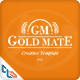 GoldMate - Multipurpose WordPress Theme Nulled