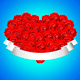 Heart of Roses - GraphicRiver Item for Sale