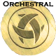 Space Adventure Orchestral Logo