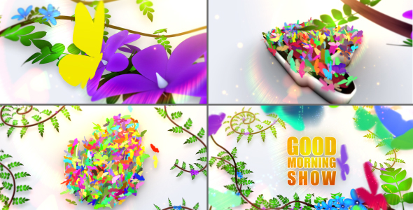 Videohive Morning Theme Package 14559418 - Free download