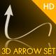 3D Arrow Set 1 - VideoHive Item for Sale