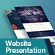 Modern Website Presentation - VideoHive Item for Sale