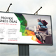 Corporate Business Outdoor Banner