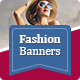 Fashion Banner Ads - Animated HTML5 Templates GWD - CodeCanyon Item for Sale